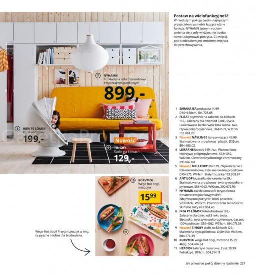 Ikea gazetka promocyjna od 2020-08-07, strona 227