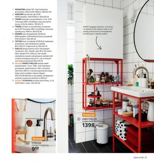 Ikea gazetka promocyjna od 2020-08-07, strona 23