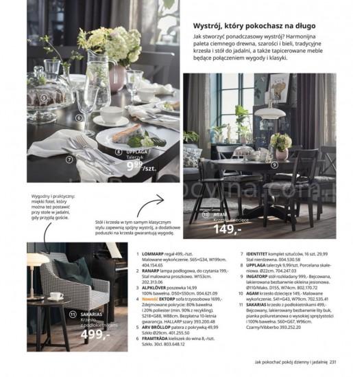 Ikea gazetka promocyjna od 2020-08-07, strona 231