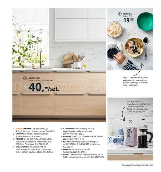 Ikea gazetka promocyjna od 2020-08-07, strona 243
