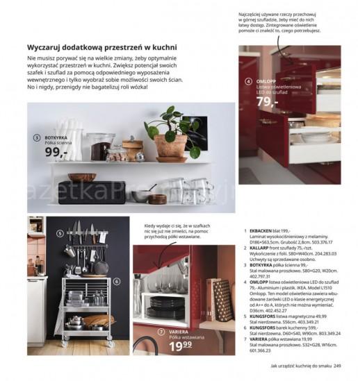 Ikea gazetka promocyjna od 2020-08-07, strona 249