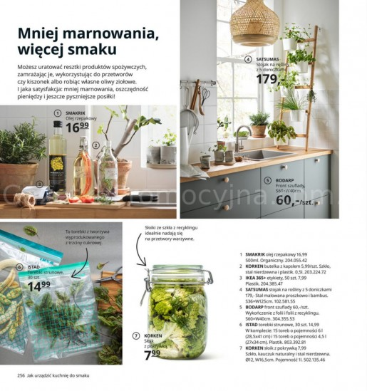 Ikea gazetka promocyjna od 2020-08-07, strona 256