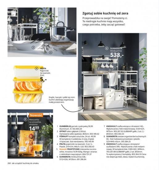 Ikea gazetka promocyjna od 2020-08-07, strona 260