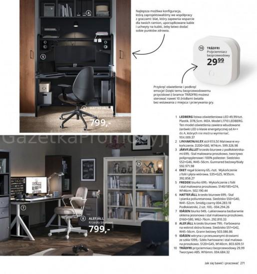 Ikea gazetka promocyjna od 2020-08-07, strona 271