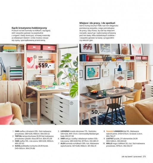 Ikea gazetka promocyjna od 2020-08-07, strona 273