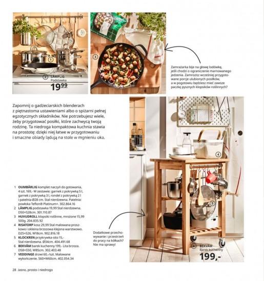 Ikea gazetka promocyjna od 2020-08-07, strona 28