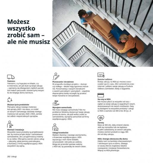 Ikea gazetka promocyjna od 2020-08-07, strona 282