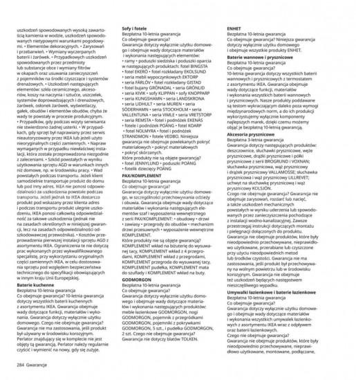 Ikea gazetka promocyjna od 2020-08-07, strona 284