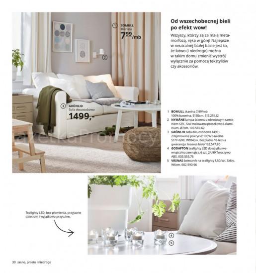 Ikea gazetka promocyjna od 2020-08-07, strona 30