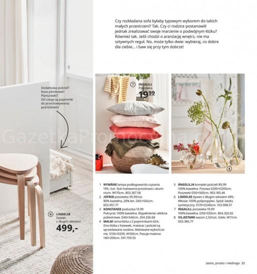 Ikea gazetka promocyjna od 2020-08-07, strona 33