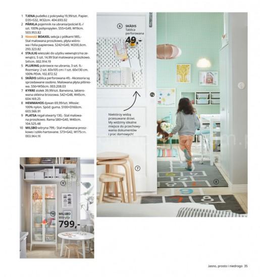 Ikea gazetka promocyjna od 2020-08-07, strona 35