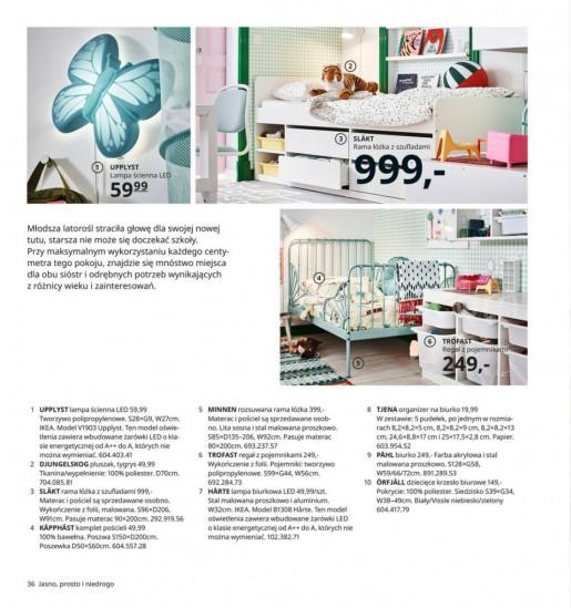 Ikea gazetka promocyjna od 2020-08-07, strona 36