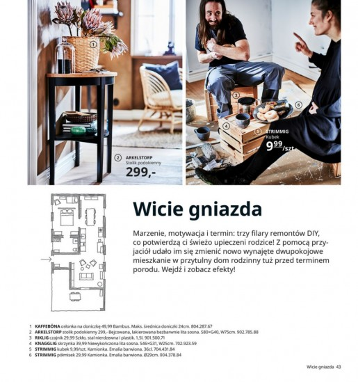 Ikea gazetka promocyjna od 2020-08-07, strona 43