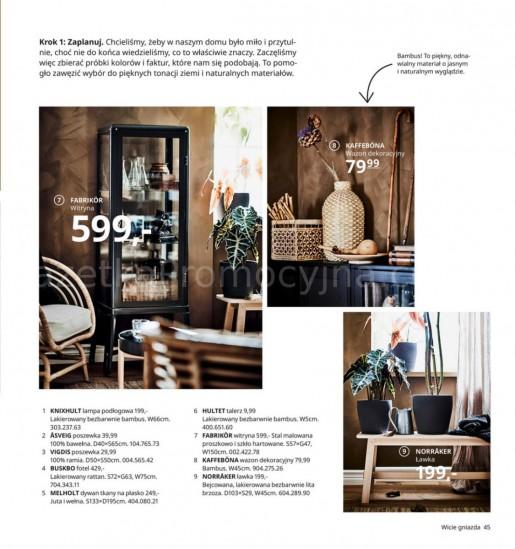 Ikea gazetka promocyjna od 2020-08-07, strona 45