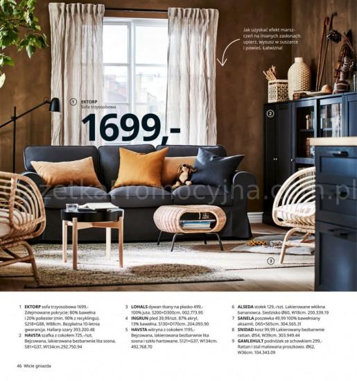 Ikea gazetka promocyjna od 2020-08-07, strona 46