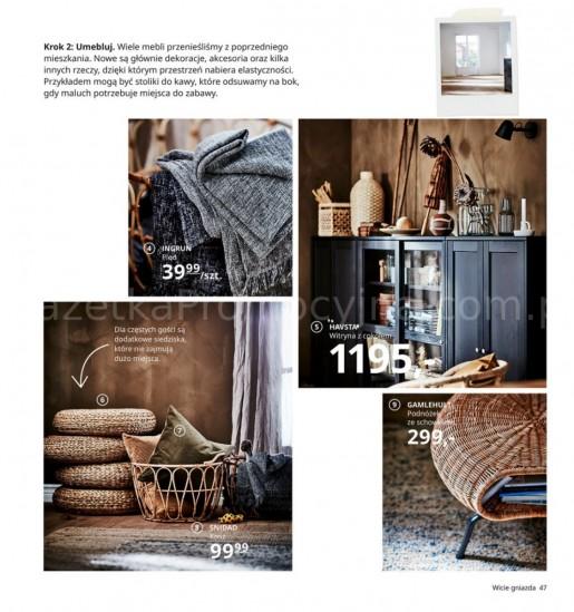 Ikea gazetka promocyjna od 2020-08-07, strona 47