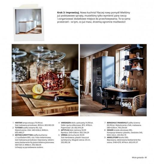 Ikea gazetka promocyjna od 2020-08-07, strona 49
