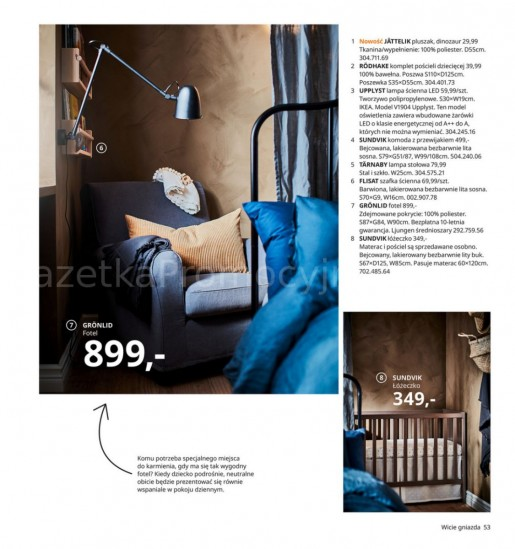 Ikea gazetka promocyjna od 2020-08-07, strona 53