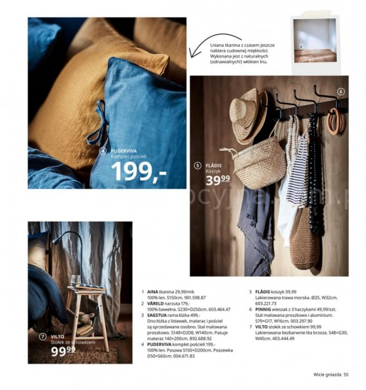 Ikea gazetka promocyjna od 2020-08-07, strona 55