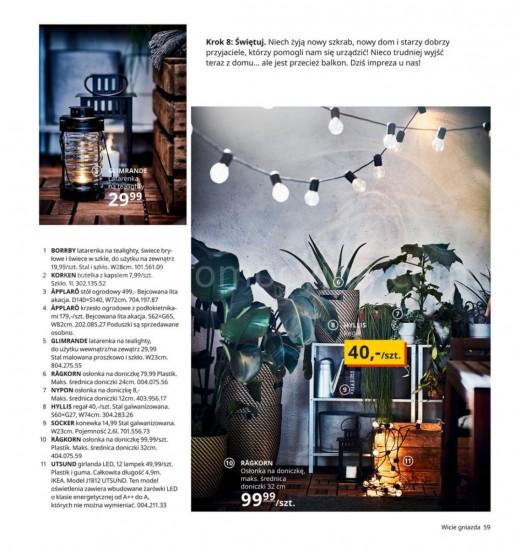 Ikea gazetka promocyjna od 2020-08-07, strona 59