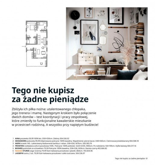 Ikea gazetka promocyjna od 2020-08-07, strona 61