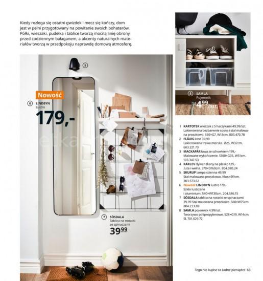 Ikea gazetka promocyjna od 2020-08-07, strona 63
