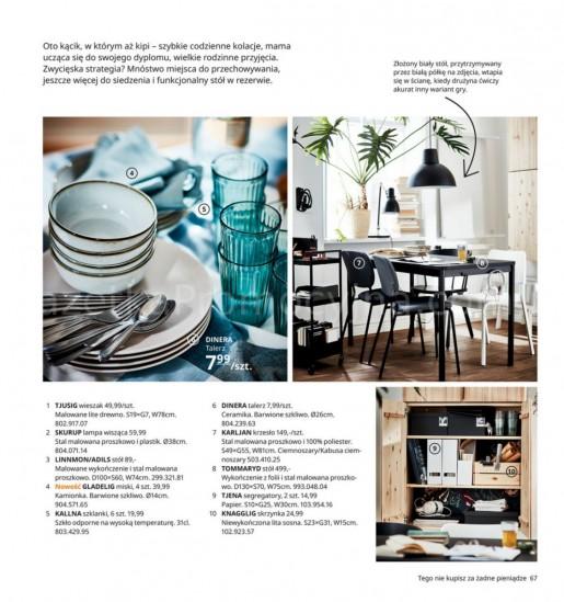 Ikea gazetka promocyjna od 2020-08-07, strona 67