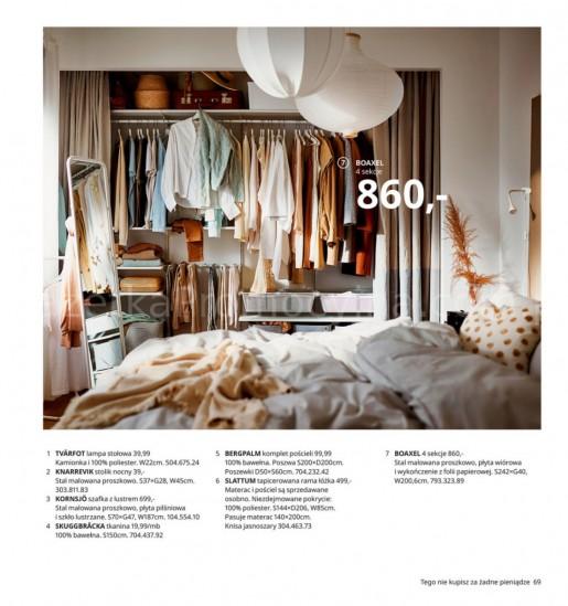 Ikea gazetka promocyjna od 2020-08-07, strona 69
