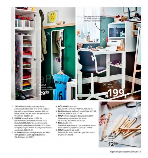 Ikea gazetka promocyjna od 2020-08-07, strona 71