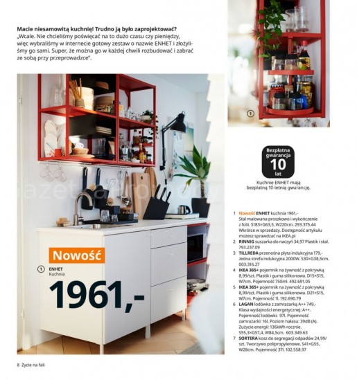Ikea gazetka promocyjna od 2020-08-07, strona 8