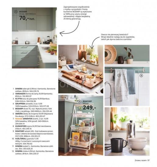 Ikea gazetka promocyjna od 2020-08-07, strona 97