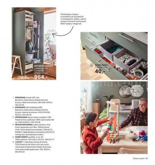 Ikea gazetka promocyjna od 2020-08-07, strona 99