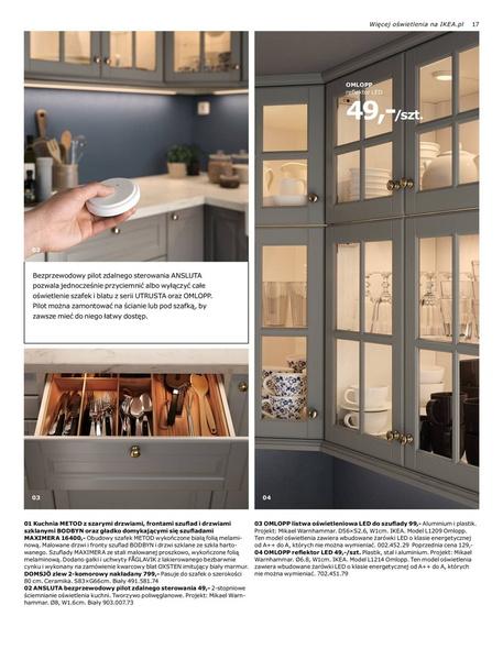 Ikea gazetka promocyjna od 2017-01-02, strona 17