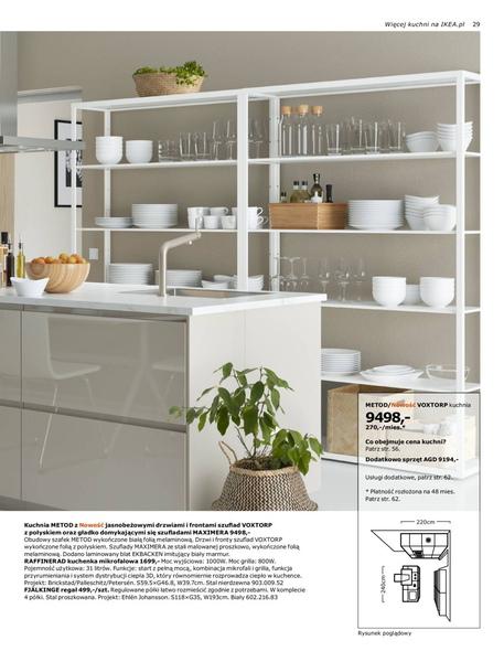Ikea gazetka promocyjna od 2017-01-02, strona 29