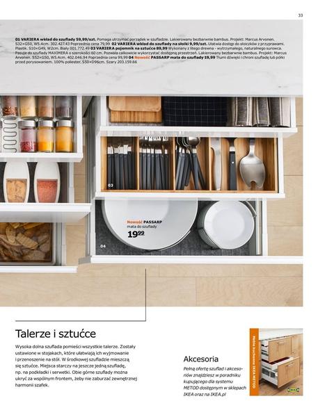 Ikea gazetka promocyjna od 2017-01-02, strona 33