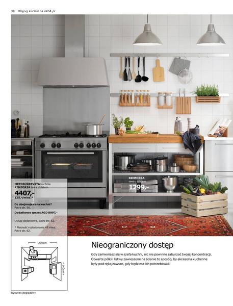 Ikea gazetka promocyjna od 2017-01-02, strona 38