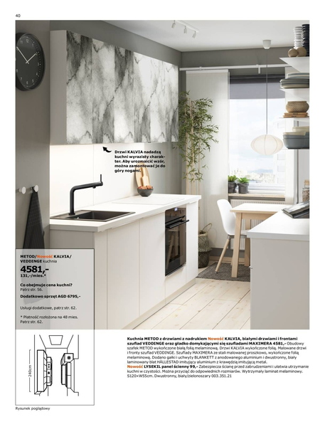 Ikea gazetka promocyjna od 2017-01-02, strona 40