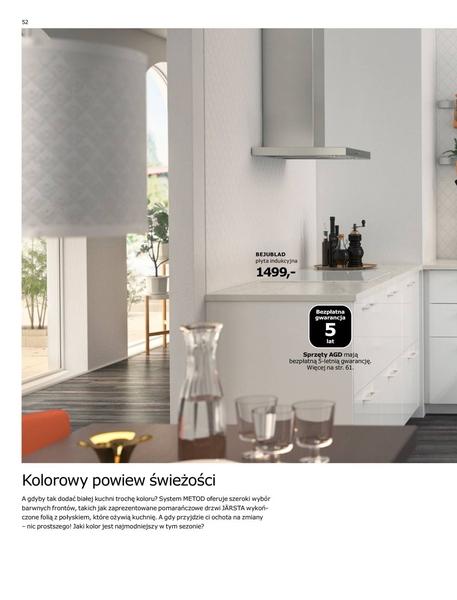 Ikea gazetka promocyjna od 2017-01-02, strona 52