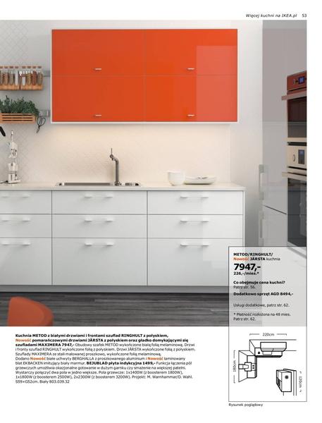 Ikea gazetka promocyjna od 2017-01-02, strona 53