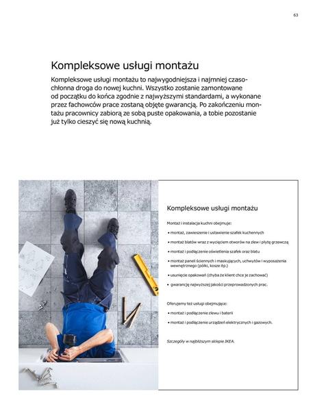 Ikea gazetka promocyjna od 2017-01-02, strona 63