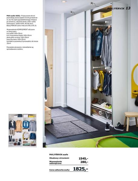 Ikea gazetka promocyjna od 2017-01-02, strona 13