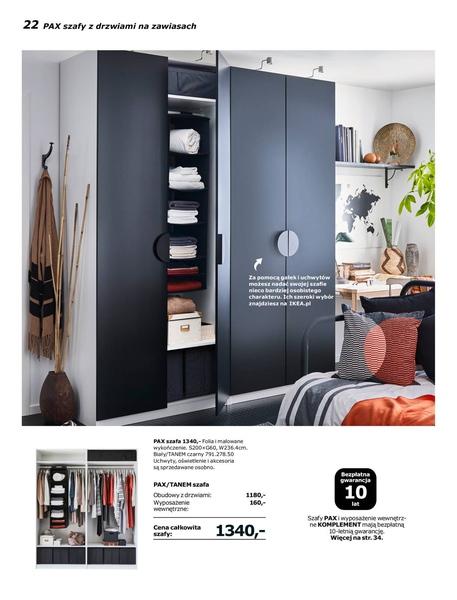 Ikea gazetka promocyjna od 2017-01-02, strona 22
