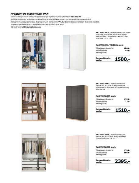 Ikea gazetka promocyjna od 2017-01-02, strona 25