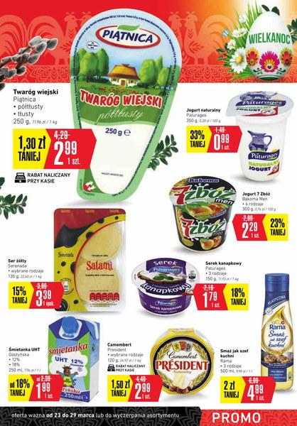 Intermarche gazetka promocyjna od 2017-03-23, strona 14