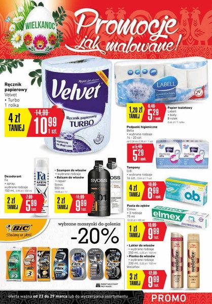 Intermarche gazetka promocyjna od 2017-03-23, strona 20