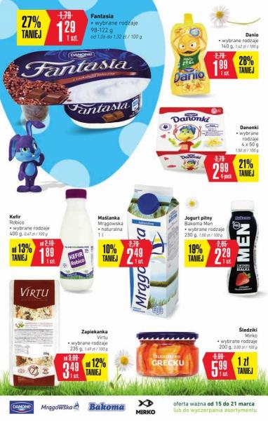 Intermarche gazetka promocyjna od 2018-03-15, strona 11
