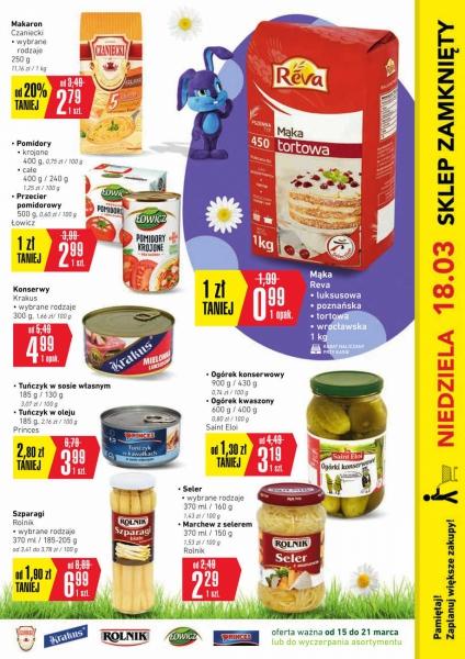 Intermarche gazetka promocyjna od 2018-03-15, strona 13