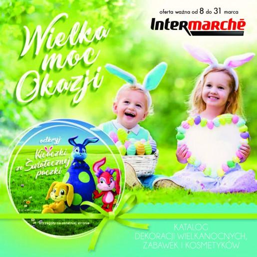Intermarche gazetka promocyjna od 2018-03-08, strona 1
