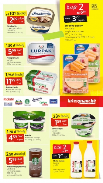 Intermarche gazetka promocyjna od 2019-07-16, strona 11