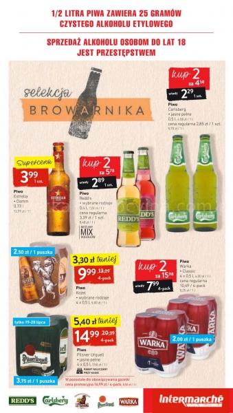Intermarche gazetka promocyjna od 2019-07-16, strona 19